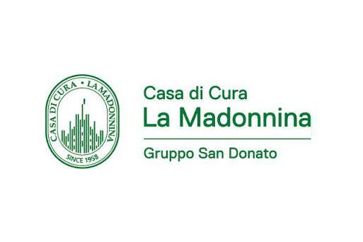 Logo casa di cura la madonnina Milano